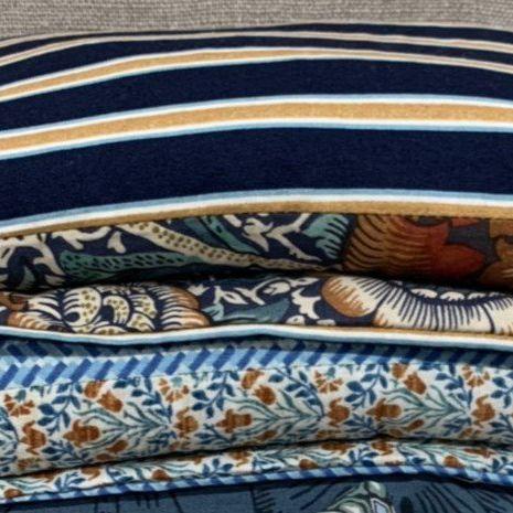 Organic Wheat Bag: Liberty/Morris & Co Fabrics (Assorted)