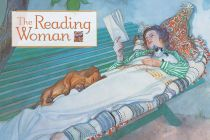 Card Set (Boxed): The Reading Woman