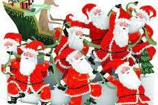 Card (3D Pop up): Christmas - Santa Power