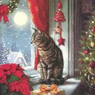 Paper Napkins (Lunch): Christmas - Silent Moment