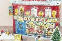 Calender (Emily Sutton): Toy shop - Advent Calendar
