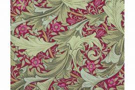 Paper Napkins (Lunch): Granville (V&A) bordeaux