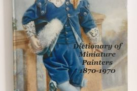 Book: Dictionary of Miniature Painters 1870 to 1970
