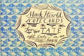 Card Set (Wallet): Mark Hearld Notecards for Tate