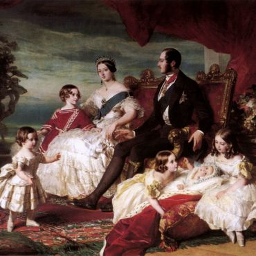 The Royal Family in 1846 Franz Xaver Winterhalter