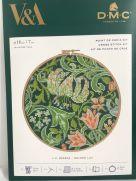 Cross Stitch Kit (V&A): JH Dearle - Golden Lily