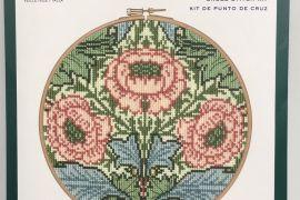 Cross Stitch Kit (V&A): JH Dearle - Myrtle