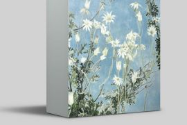 Card Set (Wallet): Cressida Campbell -Flannel Flowers Night & Day
