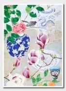 Card (Gabby Malpas): Winter Flowers