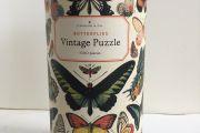 Jigsaw (1000 piece puzzle): Butterflies