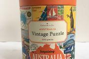 Jigsaw (500 piece puzzle): Vintage Puzzle - Australia