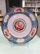 Tin Plate: Royal Collection - The Madame du Barry Plate
