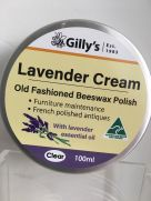 Gilly's Cream Polish (100mL): Lavender