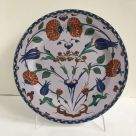 Tin Plate: Ashmolean - Roses & Tulips