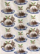 Tea Towel (Thornback & Peel): Rabbit & Pudding