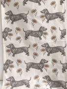 Tea Towel (Thornback & Peel): Dog & Daisy