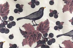 Tea Towel (Thornback & Peel): Blackbird & Bramble