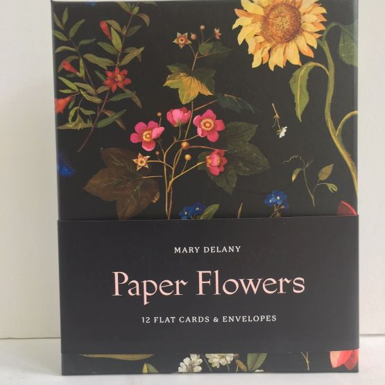 Card Set (Boxed): Paper Flowers