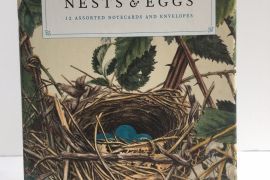 Card Set (Boxed): Nests & Eggs