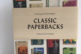 Card Set (Boxed): Classic Paperbacks
