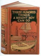 Card (Die-cut): Three Hundred Things