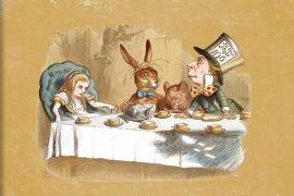Card: Tea Party