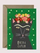 Card (Niaski): Frida Catlo