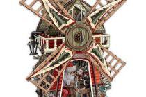 Santa's Windmill