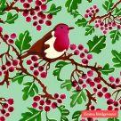 Paper Napkins (Lunch): Emma Bridgewater - Hawthorn Berry Light Green