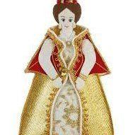 Character Decoration: Queen Victoria