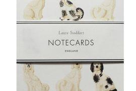 Card Set (Wallet): Laura Stoddart - Odd Dogs - Notecards