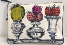 Pouch/Clutch: Medicis - Yellow