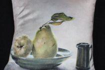 Cushion: Anita Mertzlin - Limited Edition Velvet Quinces