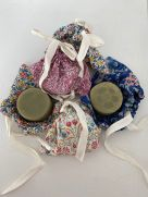 Soap in a Liberty Pouch