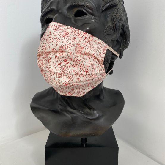 TJC Christmas Face Mask: Festive Shine