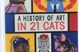 Book: A History of Art in 21 Cats