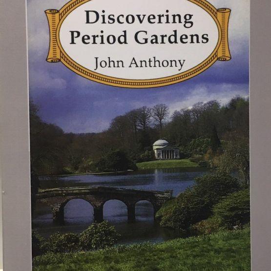Shire Book: Discovering Period Gardens
