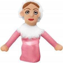 Finger Puppet & Fridge Magnet: Jane Austen