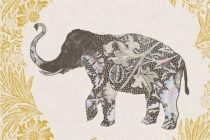 Card (Josie Shenoy): Elephant