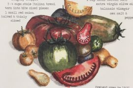 Card (Culinary): Panzanella