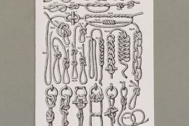 Card (Keyhole Collection): Knots