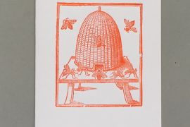 Card (Keyhole Collection): The true ordering of bees