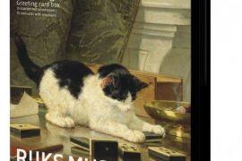 Card Set (Wallet): Cats & Dogs - Rijks Museum