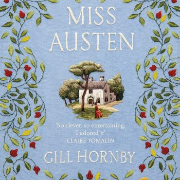 Miss Austen by Gill Hornby Book Cover