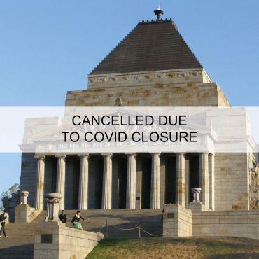 The Shrine cancelled