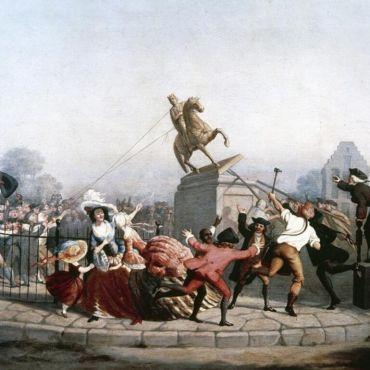 William Walcutt statue George III 1200x770