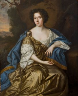 Mary Beale (1632/3-1699), England untitled (portrait of Elizabeth Pelham), 1683 The Johnston Collection (A0954-1989) image © The Johnston Collection, Australia