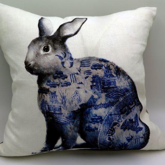 cushion Willow Rabbit