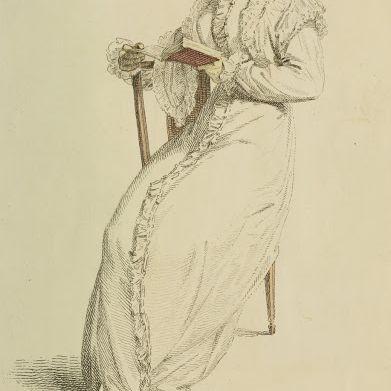 1811-v6-Ackermanns-fashion-plate-17---Morning-Dress