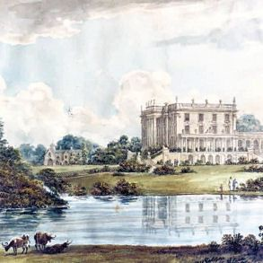 John Wiltshire The Great Houses Jane Austen Never Lived In